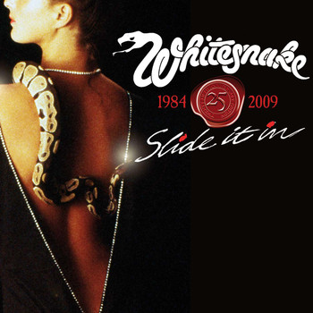 Whitesnake - Slide It In [25th Anniversary Expanded Edition]