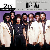 One Way Featuring Al Hudson / Alicia Myers - The Best Of One Way Featuring Al Hudson & Alicia Myers 20th Century Masters The Millennium Collection