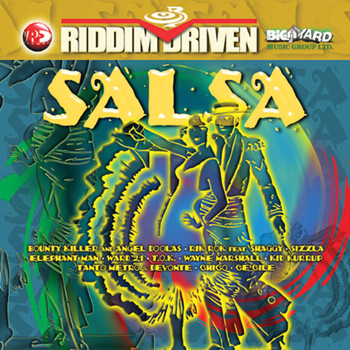 Various Artists - Riddim Driven: Salsa