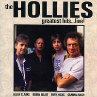 The Hollies - The Hollies: Greatest Hits…Live!