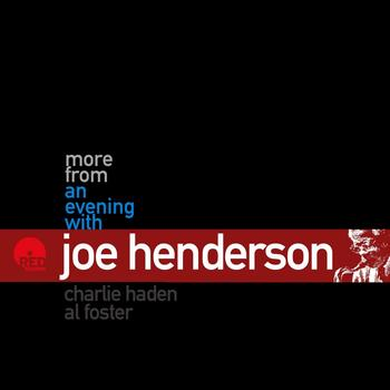 Joe Henderson - More From An Evening With Joe Henderson