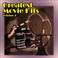 TV And Movie Lounge Club Band - Greatest Movie Hits (Volume 2)