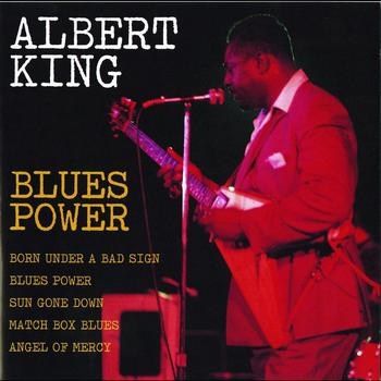 Albert King - Blues Power