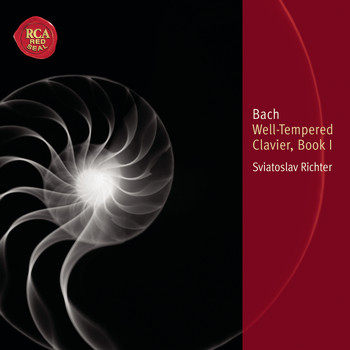 Sviatoslav Richter - Bach: Well-Tempered Clavier Book I