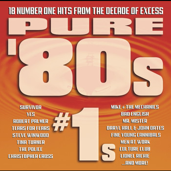 Various Artists - Pure '80s: #1s
