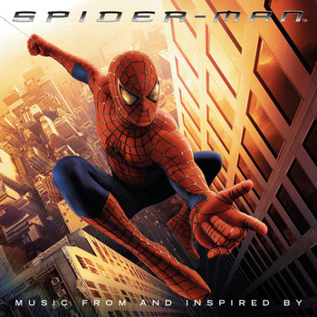 Various Artists - Spider Man - Music From And Inspired By