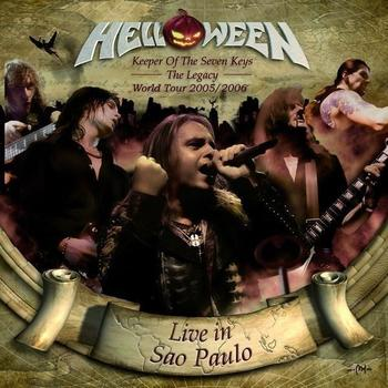 Helloween - Keeper of the seven Keys - The Legacy World Tour - Live in Sao Paulo
