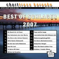 Charttraxx Karaoke - Spotlight Karaoke Vol. 2 - Best of Schlager 2007
