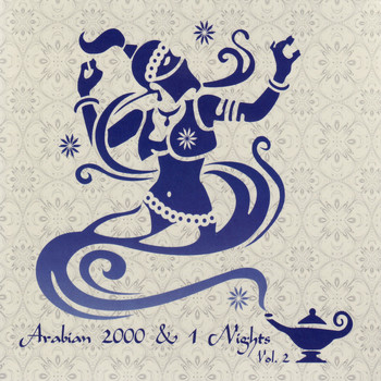 Various Artists - Arabian 2000 & 1 Nights - Vol. 2