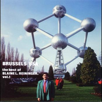 Blaine L. Reininger - Brussels/USA: The Best of Blaine L. Reininger, Vol. 1