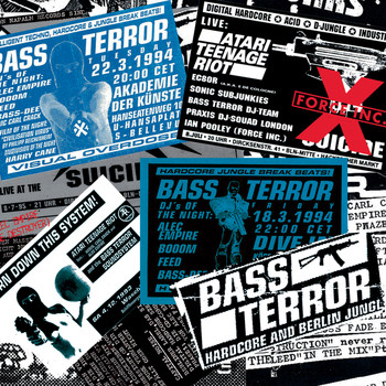 Alec Empire - Bass Terror