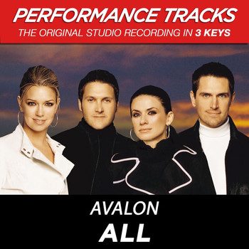 Avalon - All (Performance Tracks) - EP