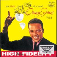 Quincy Jones - The Birth Of A Band Vol.2