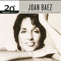 Joan Baez - 20th Century Masters: The Millennium Collection: Best Of Joan Baez
