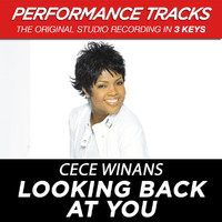 Cece Winans - Looking Back At You (Performance Tracks) - EP