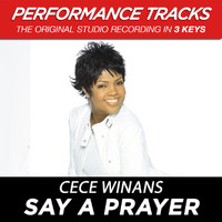 Cece Winans - Say a Prayer (Performance Tracks) - EP