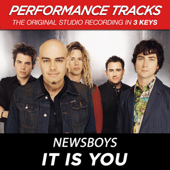 Newsboys - It Is You (Performance Tracks) - EP