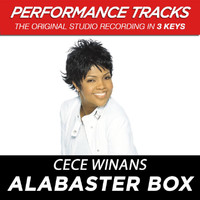 Cece Winans - Alabaster Box (Performance Tracks) - EP
