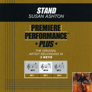 Susan Ashton - Premiere Performance Plus: Stand
