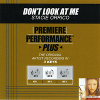 Stacie Orrico - Premiere Performance Plus: Don't Look At Me