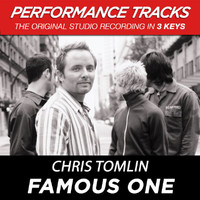 Chris Tomlin - Famous One (Performance Tracks) - EP