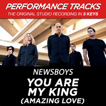 Newsboys - You Are My King (Amazing Love) [Performance Tracks] - EP