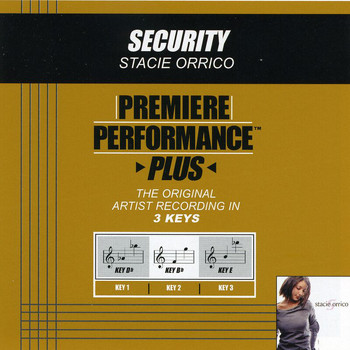 Stacie Orrico - Premiere Performance Plus: Security