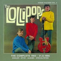 The Lollipops - Dansk Pigtråd / Lollipops - The complete 1963 - 1966 (Disk 1)