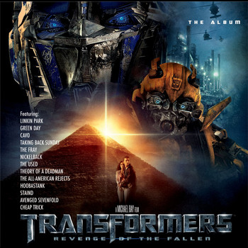 Various Artists - Transformers: Revenge Of The Fallen The Album