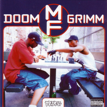 MF Doom - Doomsday EP (Explicit)