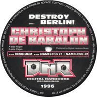 Christoph De Babalon - Destroy Berlin