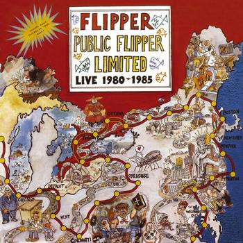 Flipper - Public Flipper Limited (Live 1980 - 1985) (Digital Download)