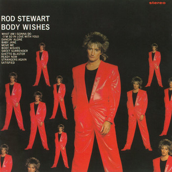 Rod Stewart - Body Wishes (Expanded Edition)