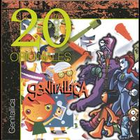 Genitallica - Originales - 20 Exitos (Explicit)