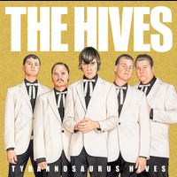 The Hives - Up Tight (single)