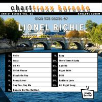 Charttraxx Karaoke - Artist Series Vol. 11 - Sing The Songs Of Lionel Richie