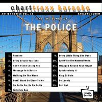 Charttraxx Karaoke - Artist Series Vol. 16 - Sing The Songs Of The Police