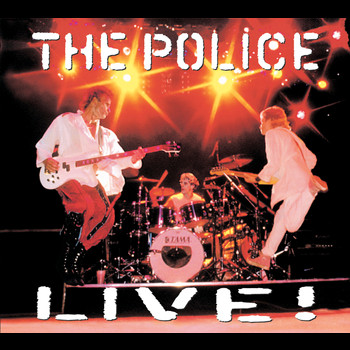 The Police - Live!