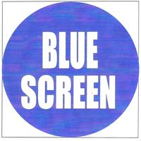 Blue screen - Blue screen