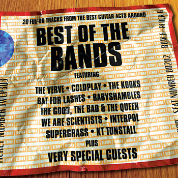 Various Artists - Best Of The Bands (Explicit)