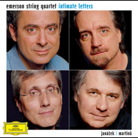 "Emerson String Quartet - ""Intimate Letters"" Janacek/Martinu: String Quartets"