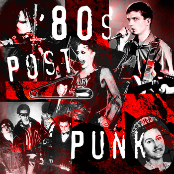 Various Artists - 80s Post Punk