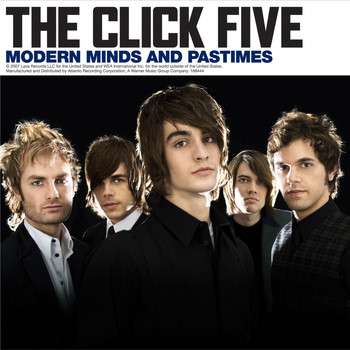 The Click Five - Modern Minds and Pastimes (SE Asia Version)