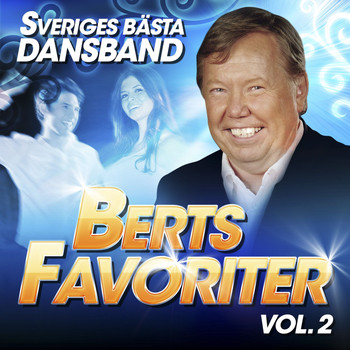 Various Artists - Sveriges Bästa Dansband - Berts Favoriter Vol. 2