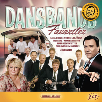 Various Artists - Dansbandsfavoriter