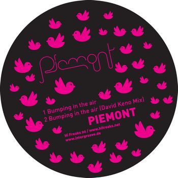 Piemont - Bumping in the air