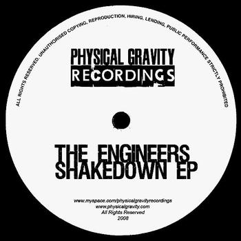 The engineers - Shakedown EP