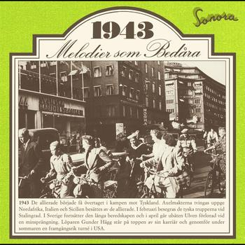 Various Artists - Melodier som bedåra 1943