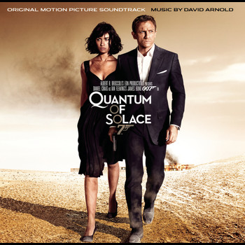 Original Soundtrack - Quantum Of Solace: Original Motion Picture Soundtrack