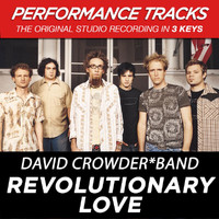 David Crowder*Band - Revolutionary Love (Performance Tracks) - EP